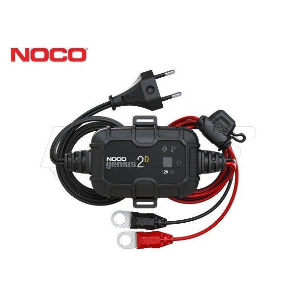 noco genius 2d battery charger 12v 80ah 3