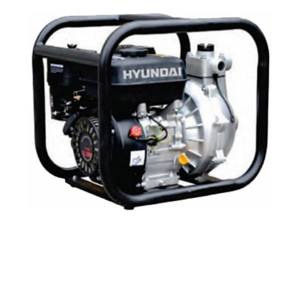 hyundai gp hp20 διβαθμια αντλια νερου βενζινοκινητη τετραχρονη 6 5hp hyundai 64106 93725